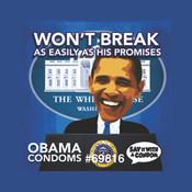 Anti Obama Condom