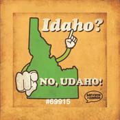 Idaho? No, Udaho Condom
