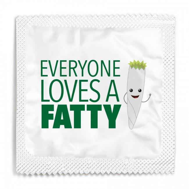 Everyone Loves A Fatty Condom photo