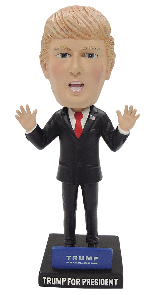 Donald Trump for President Limited Edition Bobblehead!  photo
