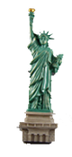 Statue of Liberty Magnet- Small