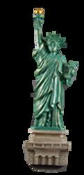 Statue of Liberty Magnet- Medium  Photo