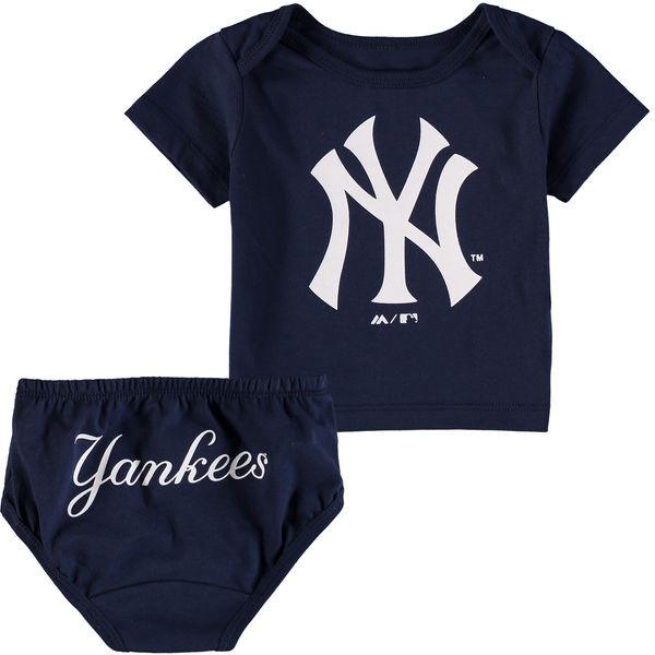NY Yankees Baby Navy 2- pc. Set 217ec1bff68