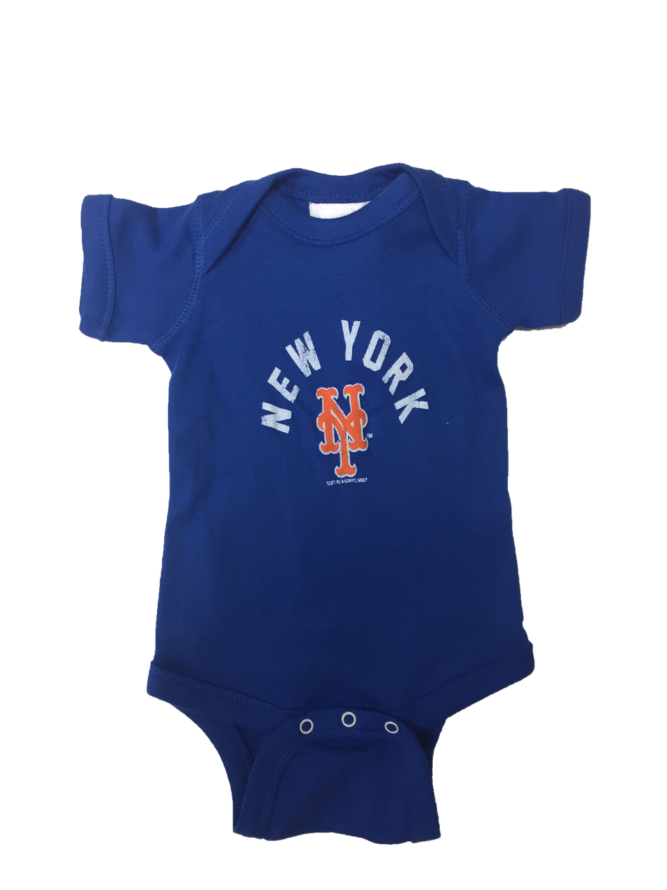 check out c911e 5181b New York Mets Baby Onesie