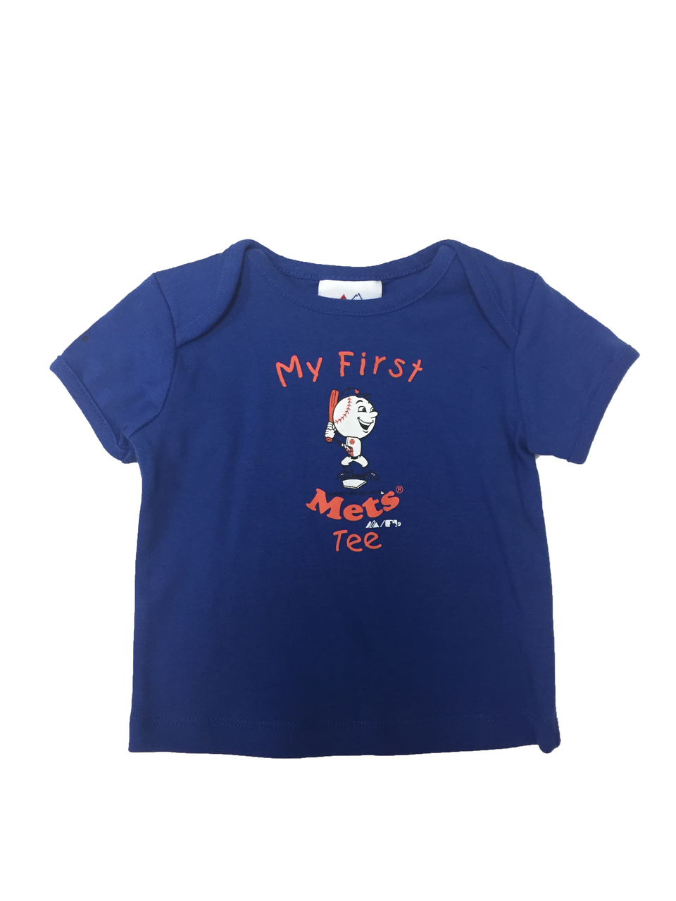 My First Mets Baby Tee  photo