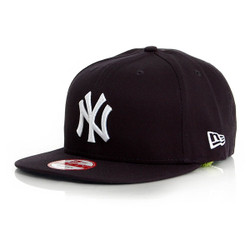 NY Yankees New Era Nine Fifty Navy Adjustable Snapback Cap Photo