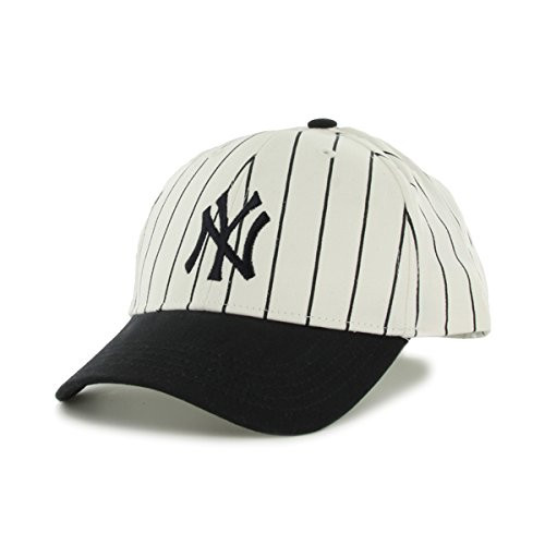NY Yankees Original Navy   White Pinstripe MVP Adjustable Cap Photo.  Loading zoom a37b9b23a4a