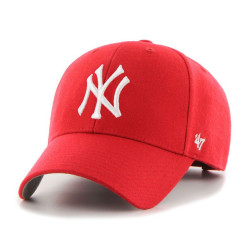 NY Yankees Original Red MVP Adjustable Cap  Photo