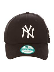 NY Yankees Black Nine Forty Adjustable Cap 02d1058cb74