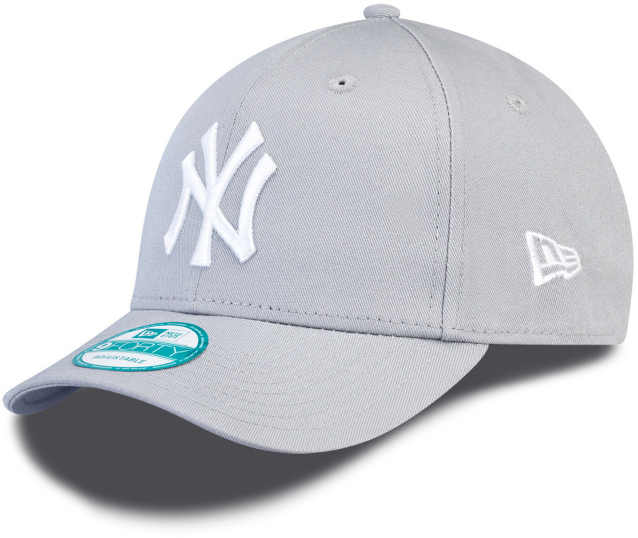 NY Yankees Light Gray Nine Forty Adjustable Cap Photo. Loading zoom 012fa241a50