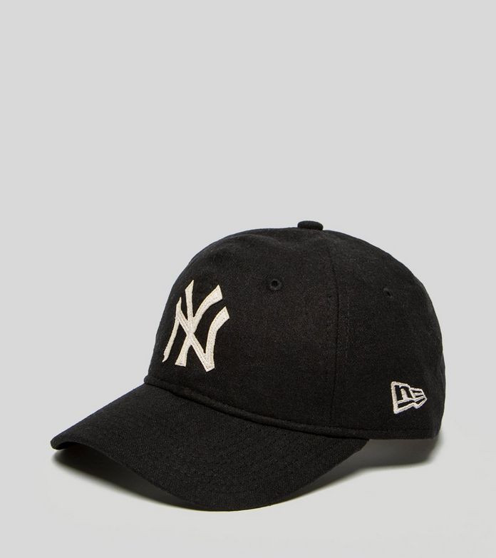 ca7afe790b NY Yankees Black Nine Twenty Adjustable Cap
