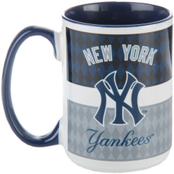 New York Yankees Striped Mug  Photo