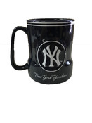 NY Yankees 18oz Navy Coffee Mug