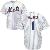 Amed Rosario Youth Jersey - NY Mets Replica Kids Home Jersey