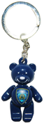 NYPD Blue/ Logo Bear Key Ring
