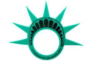 Statue Of Liberty Visor photo