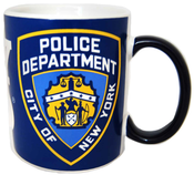 Copy of NYPD Blue/ Shields Mini Mug