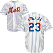 Adrian Gonzalez Youth Jersey - NY Mets Replica Kids Home Jersey