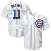 Yu Darvish Youth Jersey - Chicago Cubs Replica Kids Home Jersey