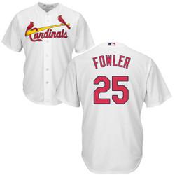 Dexter Fowler Jersey - St Louis Cardinals Replica Adult Home Jersey Photo