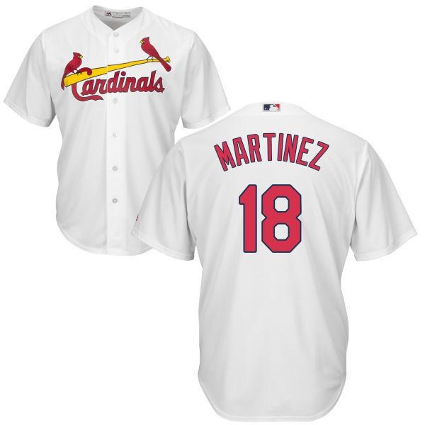 Carlos Martinez Jersey - St Louis Cardinals Replica Adult Home Jersey photo