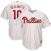 J.T. Realmuto Jersey - Philadelphia Phillies Replica Adult Home Jersey