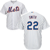 Dominic Smith Jersey - NY Mets Replica Adult Home Jersey