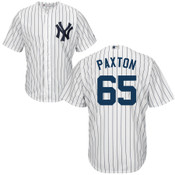 James Paxton Jersey - NY Yankees Replica Adult Home Jersey
