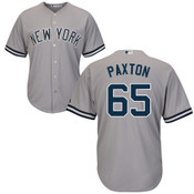 James Paxton Jersey - NY Yankees Replica Adult Road Jersey