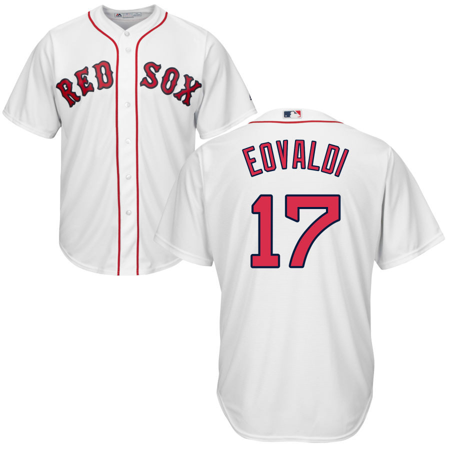 Nate Eovaldi Jersey - Boston Red Sox Replica Adult Home Jersey photo