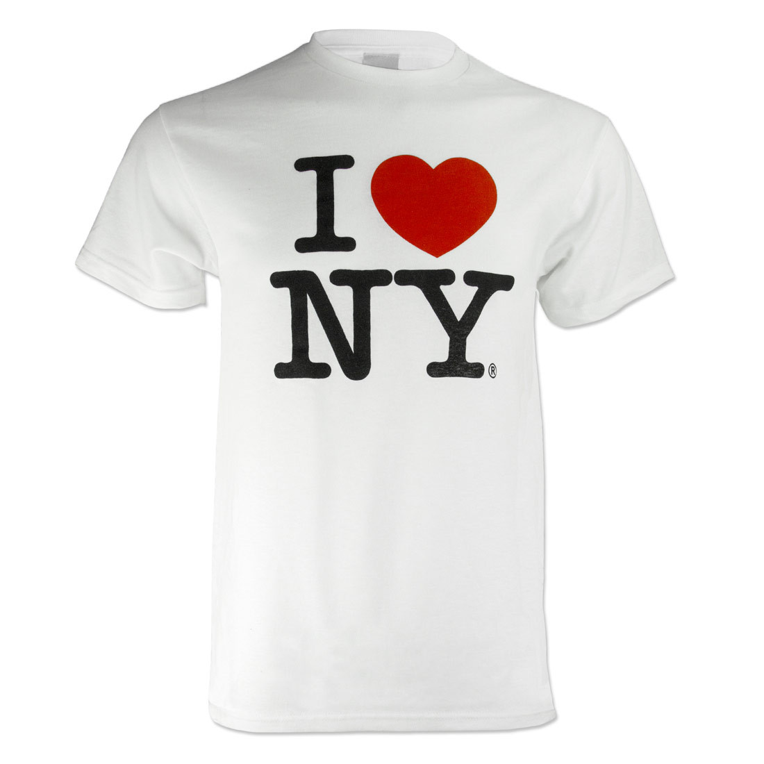White I Love NY Tee Shirt 168d62379d5