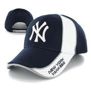 "Yankees ""Aftermath"" Navy/White Adjustable Cap Photo"