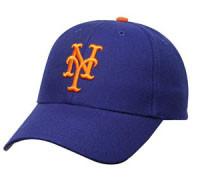 "New York Mets Royal ""MVP"" Adjustable Cap Photo"