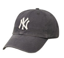 "Yankees Navy ""Cleanup"" Adjustable Cap Photo"