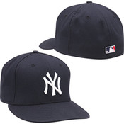 New Era Yankees 59FIFTY Authentic Game Cap