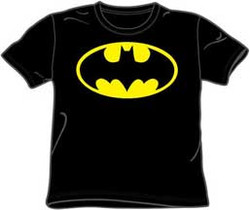 Batman Classic Mens Tee Photo
