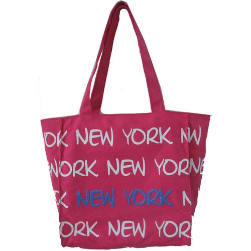Robin-Ruth NY Hot Pink Small Tote Bag photo