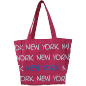 Robin-Ruth NY Hot Pink Small Tote Bag