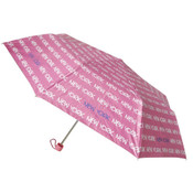 New York Pink Umbrella