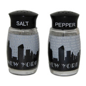 NYC Skyline Salt & Pepper Shakers