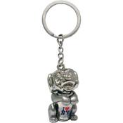I Love NY Doggy Keychain