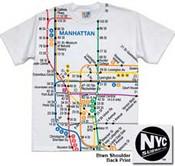Nyc Subway Map T Shirts.New York City Subway Line T Shirts For True New Yorker Grand Slam