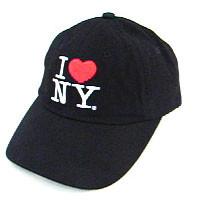 I Love Ny Black Cap
