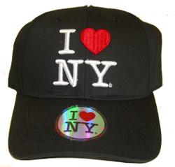 I Love NY Black Cap Photo