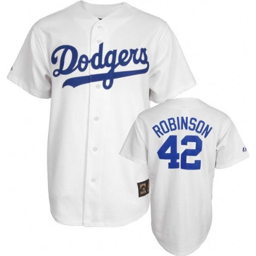 Jackie Robinson Cooperstown Replica Jersey photo