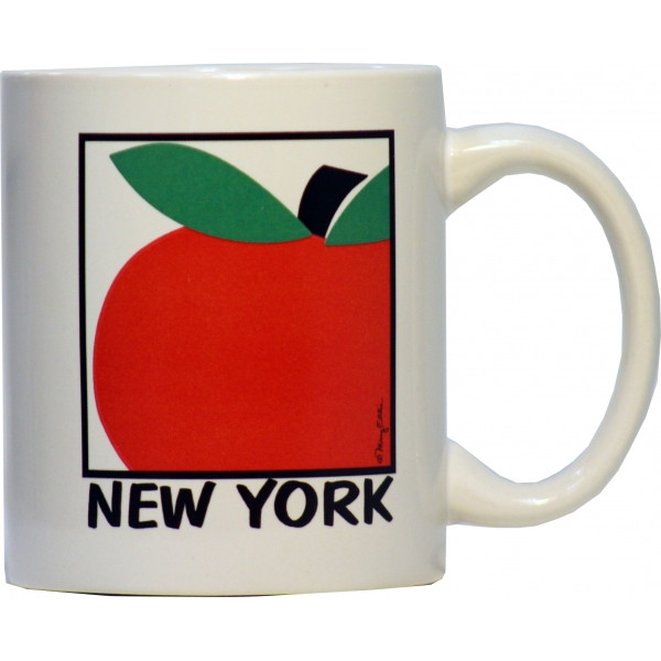 "New York ""Apple"" 11oz. Mug photo"