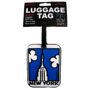 "NYC ""Empire State"" Luggage Tag"