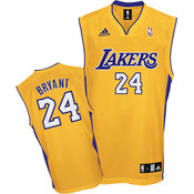 Kobe Bryant NBA Youth Replica Home Jersey