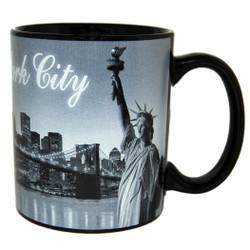I Love NY At Night 11oz. Mug Photo