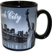 I Love NY At Night 4oz. Mini Mug